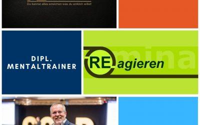 Bald startet die umfassendste Online-Mentaltrainer-Ausbildung von RE-agieren
