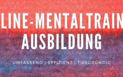 Das umfangreichste Selbststudium zu Mentaltraining – Arbeit als Trainer – Eigenes Business