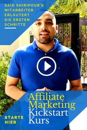 Affiliate-Marketing-Kickstart-Kurs