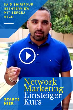 Network-Marketing-Einsteiger-Kurs
